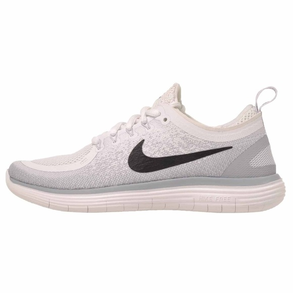 new style 8223a bdc27 Size 11 NEW Nike Free Running Shoes White Gray